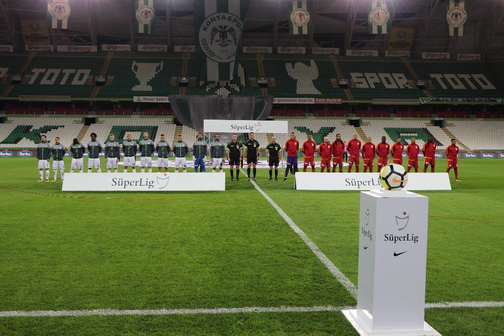 Atiker Konyaspor 0 Galatasaray 2 galerisi resim 1
