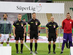 Atiker Konyaspor 0 Galatasaray 2