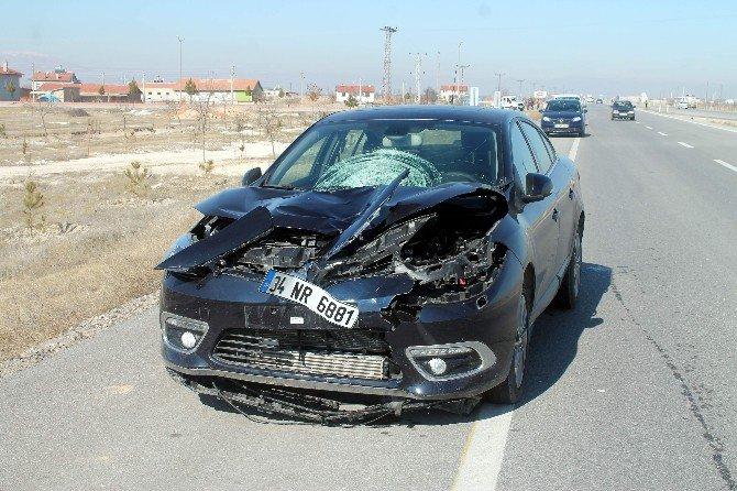 Otomobilin Çarptığı Kız Çocuğu Öldü