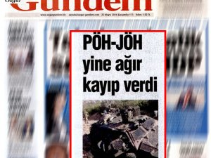 Bu mu basın özgürlüğü, PKK gazetesi halen nasıl çıkabiliyor?
