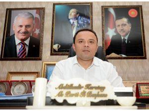 """Başkan Karatay: """"Terörün Belini Kırdık"""""""