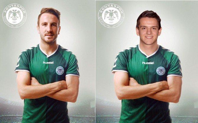 Atiker Konyaspor'da Photoshop aldatmacası