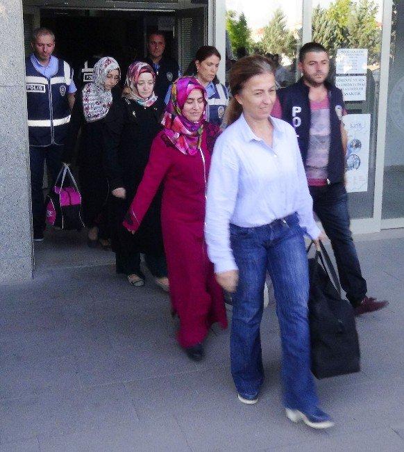 Aksaray'da FETÖ soruşturmasında 4 tutuklama
