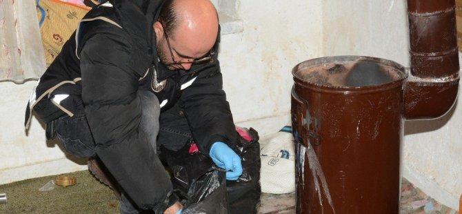 Afganistanlılara uyuşturucu operasyonu: 3 gözaltı