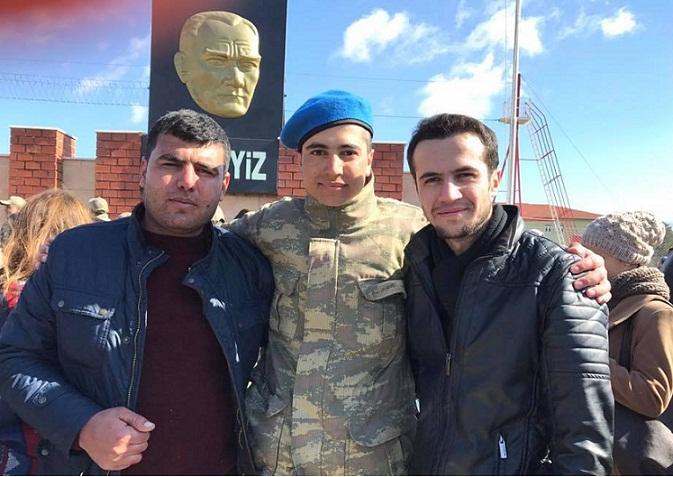 Eskilli ailelerin asker gururları! Yemin törenleri için yüzlerce kilometre gittiler