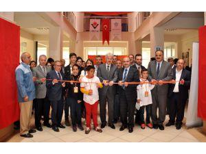 11. Ortaokul Öğrencileri Araştırma Projeleri Konya Bölge Yarışması Sergisi açıldı
