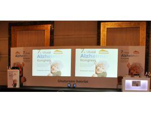 Konya'da 7. Ulusal Alzheimer Kongresi gerçekleştirildi