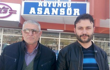 Koyuncu Asansör Konya ve Aksaray bölgesine hizmet veriyor