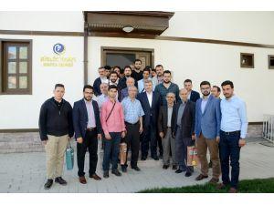 """Başkan Akyürek: """"Türkiye'ye model olan hizmetler yapıyoruz"""""""