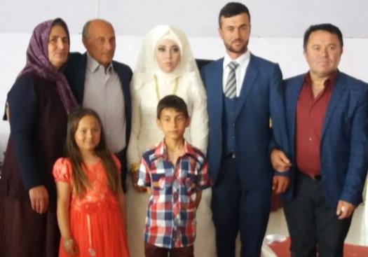 Nimet ile Abdullah evlendi