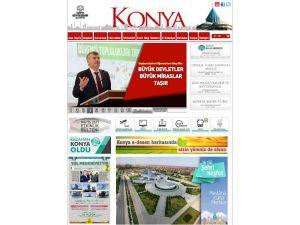 Konya Büyükşehir'in web siteleri günde 220 bin kez ziyaret ediliyor