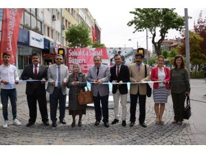 Konya'da Sokakta Sanat Günleri başladı