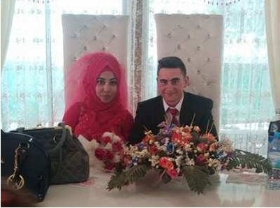 Refika ile Muammer evlendi