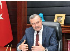 """Başkan Kütükcü: """"Üretim Reform Paketi, sermayeyi üretime motive edecek"""""""