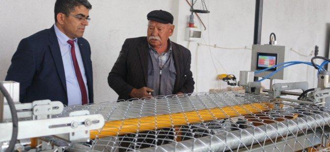 71 yaşında KOSGEB'ten 200 bin TL destek aldı