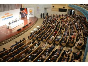 AK Parti Konya İl Danışma Meclisi yapıldı