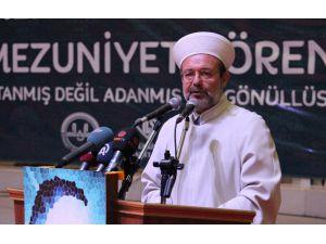 Diyanet İşleri Başkanı Görmez Konya'da