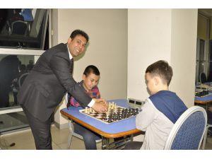 Konya MMO Şubesi'nden satranç turnuvası