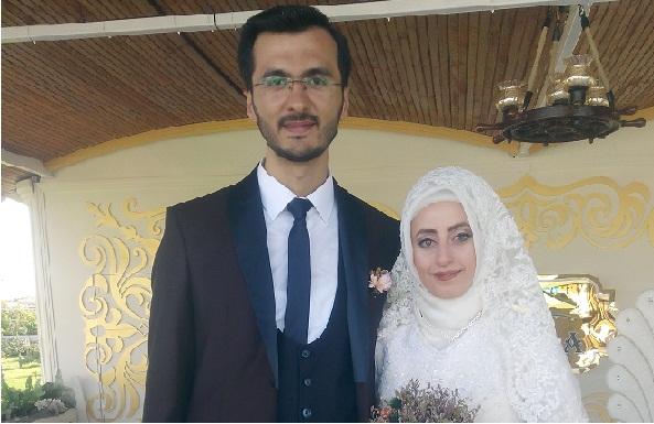 Zeliha ile Bayram evlendi