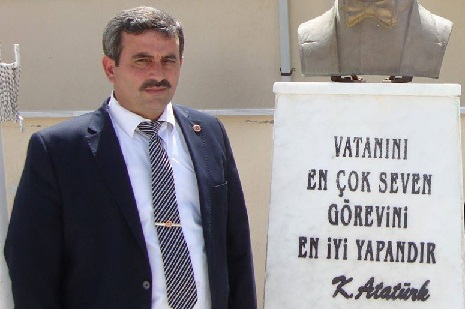 Mustafa Kılıç 3'üncü kez muhtar adayı