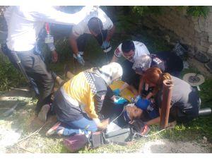 Kalp masajıyla hayata döndürülen yaralı kadın, yaşam savaşını kaybetti