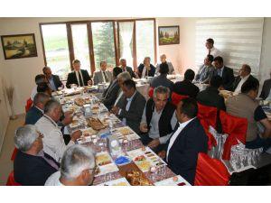 Kulu'da tarım ve tarımsal faaliyetlerle ilgili ikinci toplantı yapıldı