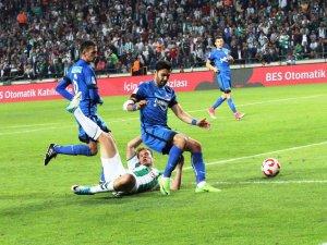 Kasımpaşa Ziraat Türkiye Kupası'na veda etti