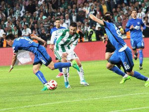Konyaspor finalde! Konyaspor 2 Kasımpaşa 0 (Maçtan dakikalar)