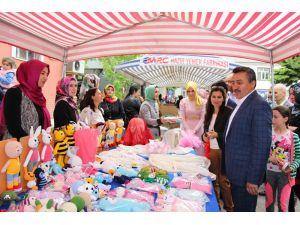Seydişehir HEM yıl sonu sergisi açıldı