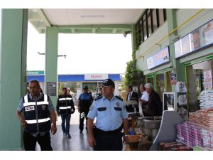 Seydişehir'de huzurlu sokak projesi başlatıldı
