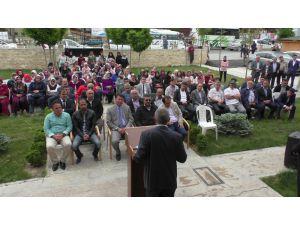 Beyşehir'de kursiyerler el emeklerini sergiledi