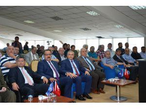 Konya SMMMO'dan yapı kooperatifleri mevzuatı semineri