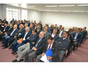 Kulu'da halk toplantısı yapıldı