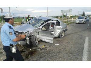 Konya'da iki ayrı kaza: 1 ölü, 5 yaralı