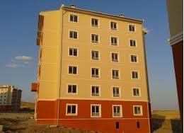 Aksaray'da 70 adet konut satış başvurusu başlıyor