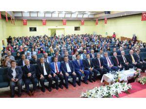 Okuma grubu öğrencileri Aksaray'da buluştu