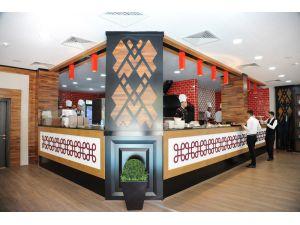 Meram Çamlıbel'de Konya Mutfağı ve Kafem hizmete başladı