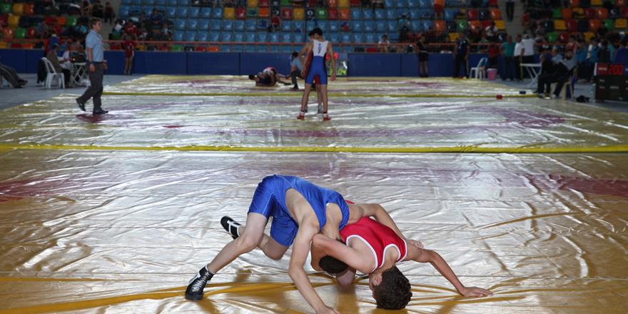 Eskil'li Ahmet Furkan Türkiye Şampiyonu Oldu