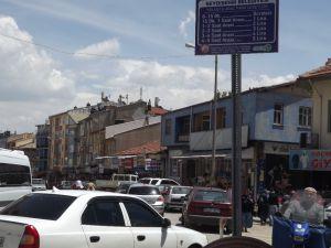 Seydişehir'de ücretli otopark uygulaması