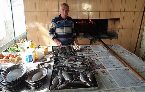 Havuzbaşı Alabalık'ta iftara özel menü!