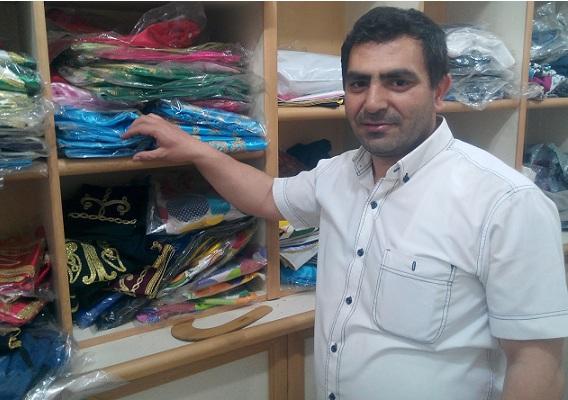 Konya'da yöresel kıyafetler ilgi görüyor
