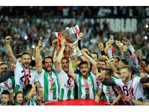Meram Belediyesi Türkiye Kupası'nın anıtını dikecek