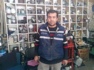 "Konya'da Elektrikli ev aletlerine ""Çiçek gibi"" servis"
