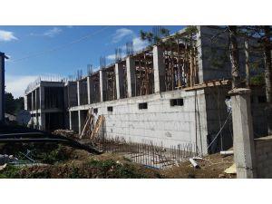 Beyşehir Üzümlü'ye 5 milyon liralık yeni teknik lise binası