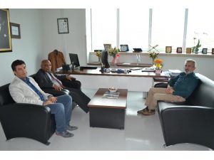 Kongo Büyükelçisi'nden Medicana'ya ziyaret