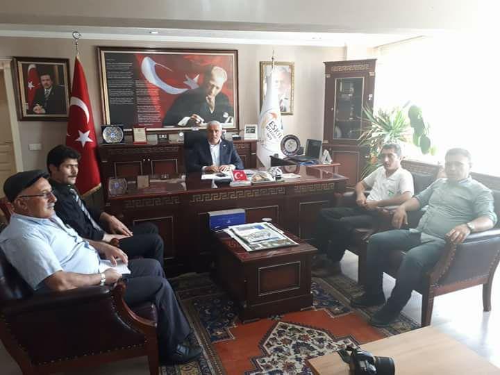 Konya'daki Eskilliler İftarda Buluşuyor