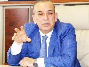 """Başkan Karamercan'dan """"Yapılandırma Kanunu"""" açıklaması"""