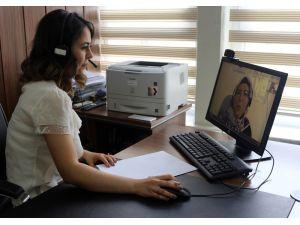 Konya'da telekonferans sistemiyle hastalara çözüm üretiliyor