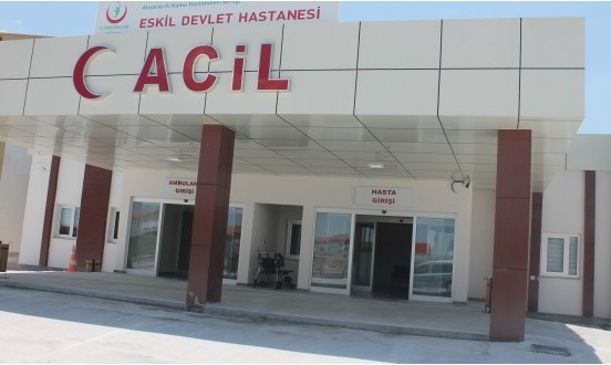 Eskilli vatandaştan Devlet Hastanesi tepkisi