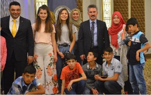 Aksaray'da devlet korumasındaki çocukların eğitim başarısı